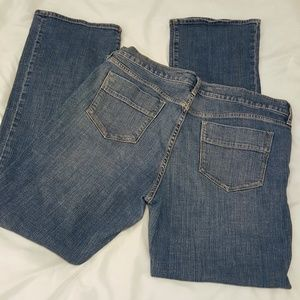 Old Navy Jeans - Old Navy Sweetheart Jeans
